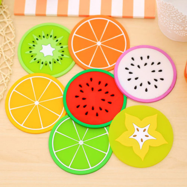 Silicone Coaster Mats Pad Cushion Drinks Tea Cup Bowl Holder Tableware Placement & Silicone Coaster Mats Pad Cushion Drinks Tea Cup Bowl Holder ...
