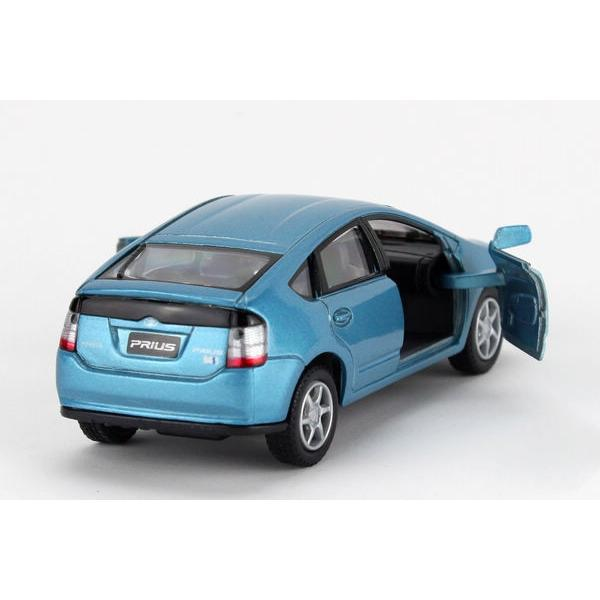 aliexpresscom buy children kids kinsmart toyota prius model car 134 kt5093 5inch diecast metal alloy cars toy pull back gift from reliable gift packging