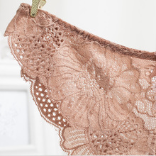 Fashion Hot Sexy Lace Women Underwear Girl  Lady Panties Lingerie Underwear Cotton Sexy Lace Plus Size Transparent Seamless