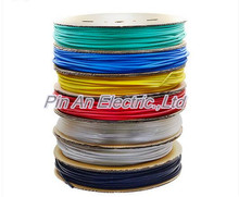 25m/roll 120MM Heat shrinkable tube heat shrink tubing Insulation casing 25m a reel Rohs inflame