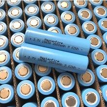 18pcs/lot MasterFire 18650 2600mah 3.7V 9.62Wh Li-ion Rechargeable Battery Lithium Batteries For Flashlight Torch цена 2017