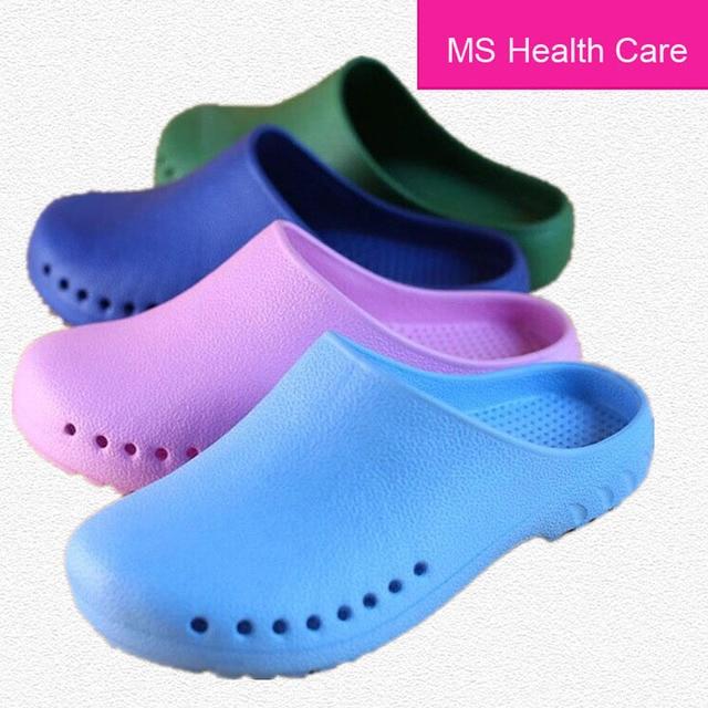 6ae3a9785 مستشفى المضادة للانزلاق النعال إيفا أحذية لل accesssories مصنع الطبية  الجراحية ذكر/الطبيبات طبية وقائية
