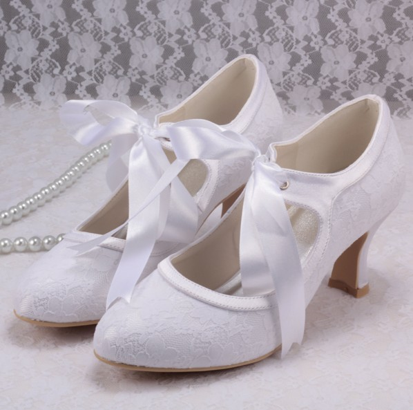 Compare Prices on Wedding Shoes White Low Heel- Online Shopping ...