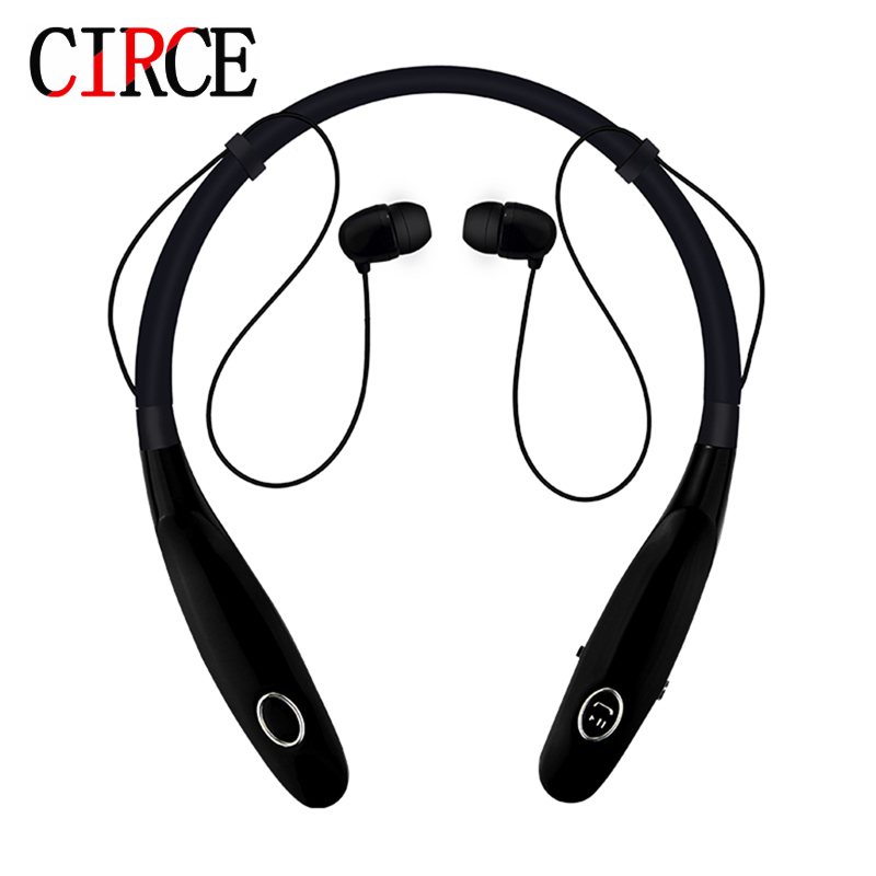 CIRCE HS900S Wireless Bluetooth Headset Sports Bluetooth Earphones Headphone with Mic Bass Earphone for Samsung iphone xiaomi