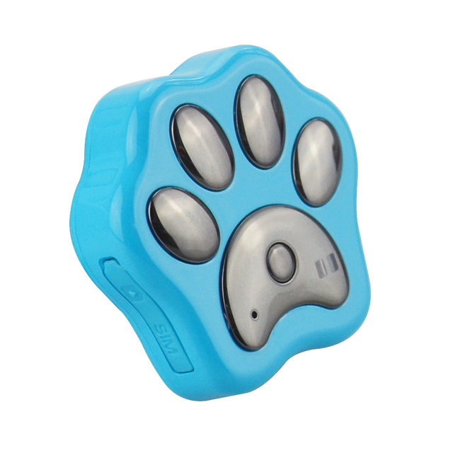 Paw Shaped GPS Tracker for Pet