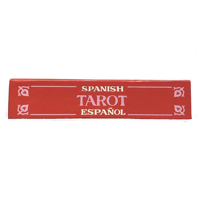 Spanish Tarot Board Game High Quality Paper 7822 Pcs Cards English