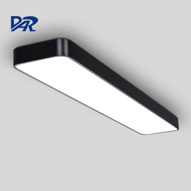 Haute Qualité Bureau Luminaire Argent Blanc Noir Moderne Led Plafond