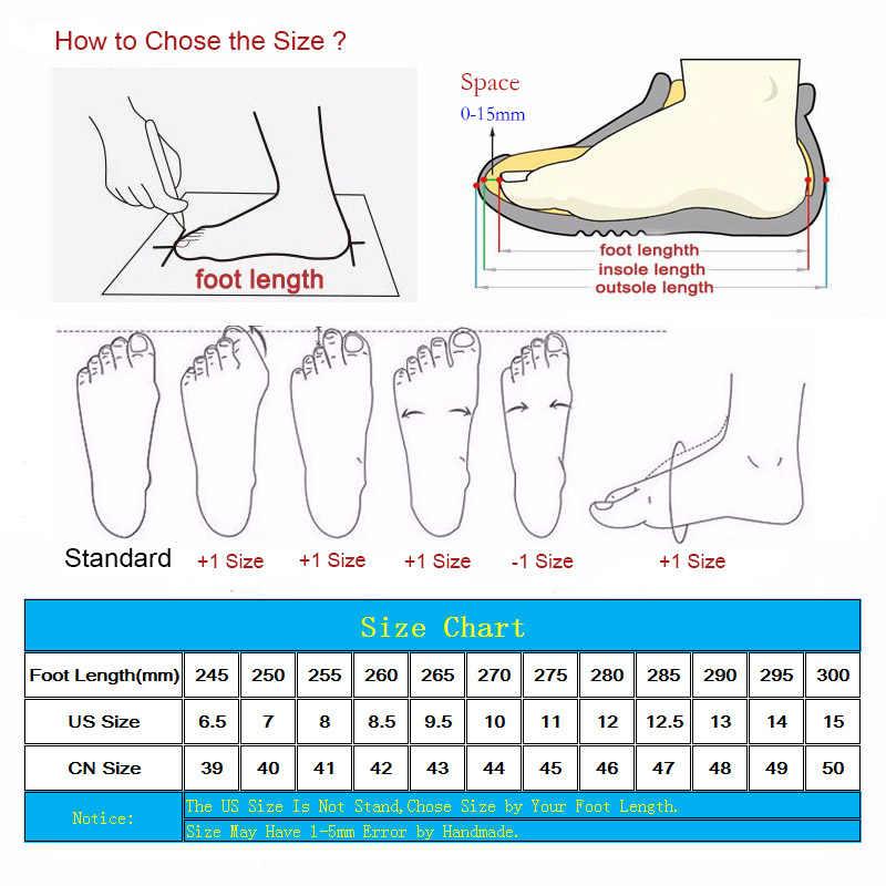 ROXDIA  mens beach sandal genuine cow leather summer men sandals new fashion breathable male shoes plus size 39-48 RXM045