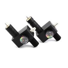 PCP Airforce Кондор высокого Давление Z клапан 300BAR Тесты клапан M18x1.5 на входе 8 мм заполните сосок Алюминий сплав заполнения адаптер 40MPA