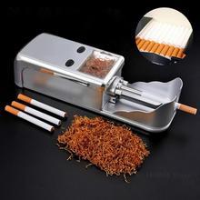1 шт. Электрический легкий Автоматический сигареты прокатки машина табака инжектор производитель Ролик Прямая поставка