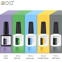 GDCOCO Comestic Factory Supply Wholesale Nail Art Paint Gel 50 Color UV