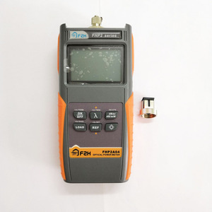 Image 2 - Grandway FHP2A04 Rechargeable Fiber Optical Power Meter with Data Storage Function