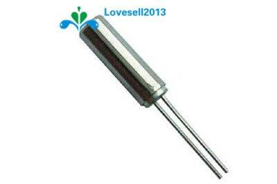 100Pcs 32.768KHz 32768HZ Crystal Oscillator  2 x 6 mm NEW