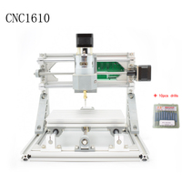 2015 New GRBL 3 Axis Pcb Milling Cnc Machine 1610 Diy Wood Carving Mini Engraving Pvc