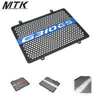 MTKRACING Motorcycle Accessories Three Color Radiator Grille Passport For BMW G310GS G 310 GS 2017 2018