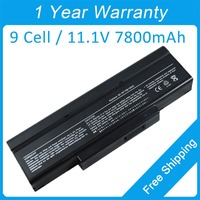 New 9 Cell 7800mah Laptop Battery For Asus A95 A9 F3S M51Ta F3T S96JS F3U F2F