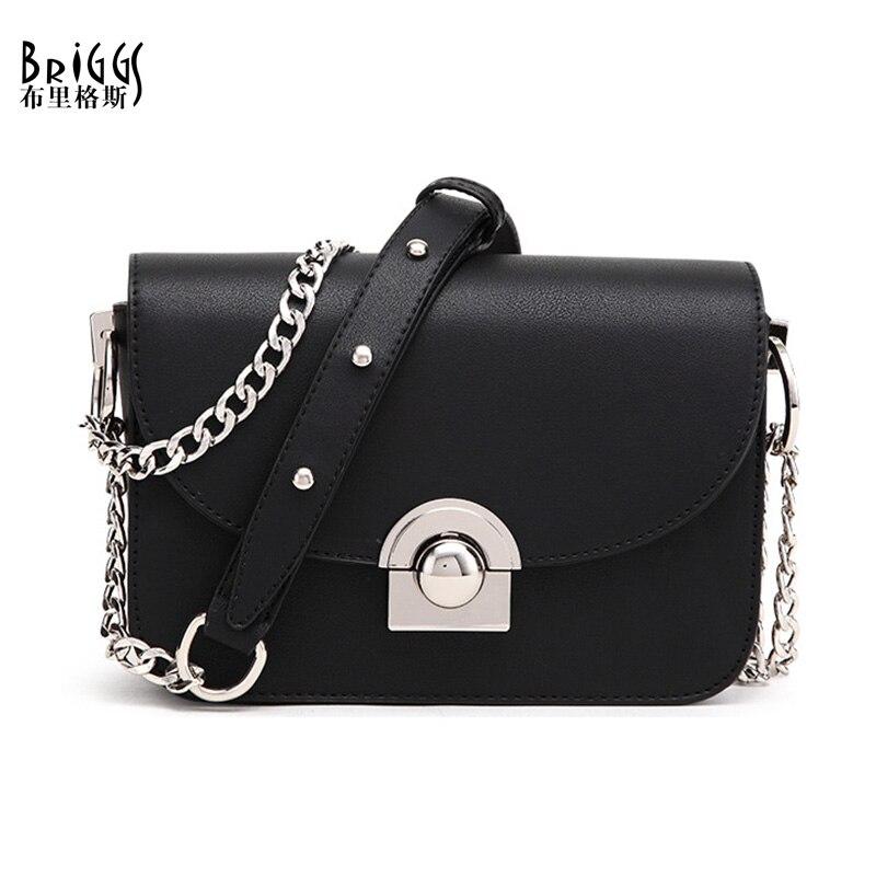 BRIGGS брендовые сумки Модные сумка женская искусственной кожи сумки женские через плечо сумка женская маленькая сумка женская черная женские сумки распродажа bag torch bag fridgebag drive   АлиЭкспресс