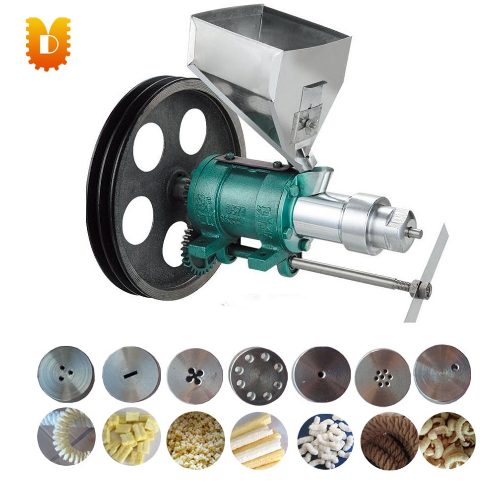 rice bulking machine/puffing machine/corn puff machine/corn puff extruder(without motor and frame) automatic puffed rice snacks food extruder corn puffing making machine