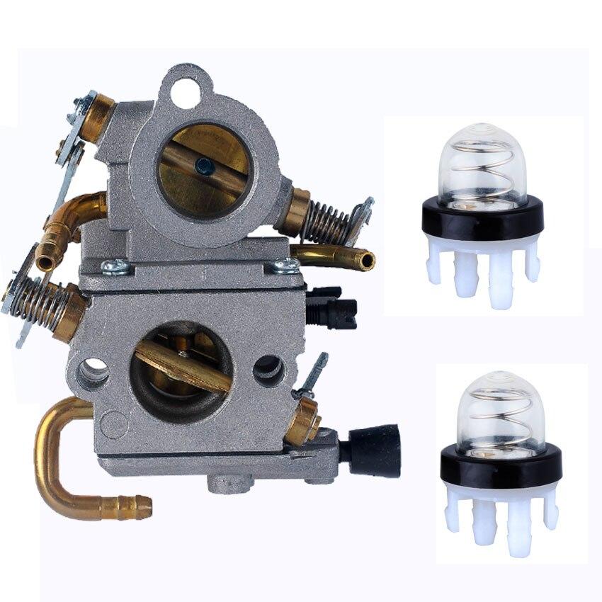 Carburetor Carb Primer Bulb Zama C1Q-S118 Fit STIHL TS410 TS420 Concrete Cutoff Carburedor Chainsaw 4238-120-0600 присадка в дизельное топливо liqui moly 8835 adblue 20л
