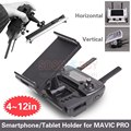 4-12in Phone Tablet Holder Remote Controller Extended Holder Bracket for DJI MAVIC PRO