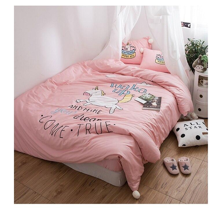 unicorn bedding sets promotion-shop for promotional unicorn