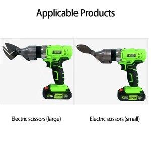 Image 4 - Batería de repuesto para herramienta eléctrica, 26V, 3000mAh, llave eléctrica, pistola de remache eléctrica, destornillador eléctrico/taladro, martillo eléctrico