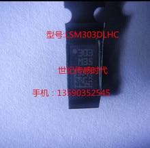 50 개/몫 LSM303DLHCTR 가속도계/자력계 LGA14 LSM30 3SEW LGA 14 LSM303DLHC LSM303