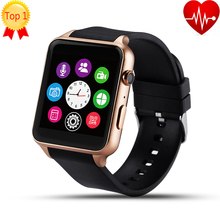 Gt88 bluetooth smart watch apoyo tf/tarjeta sim smartwatch para sistema ios android smartphone heart rate monitor