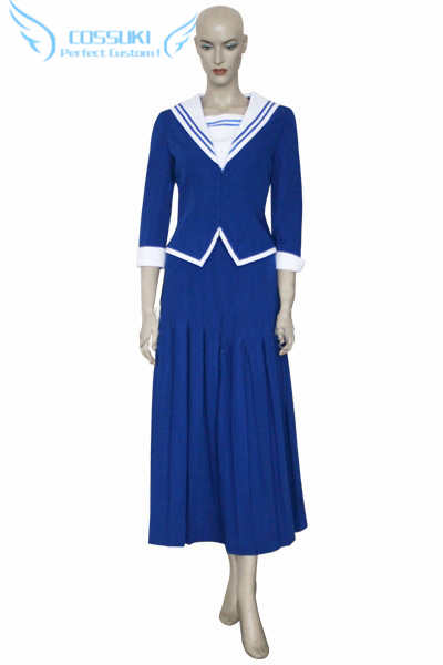 Newest High Quality Fruits Basket Arisa Uotani Uniform Cosplay Costume Perfect Custom For You