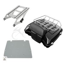 Razor Tour Pak Pack Trunk For Harley Davidson Touring Road King Models FLHR FLTRX FLHX FLHXSE 14-17 New