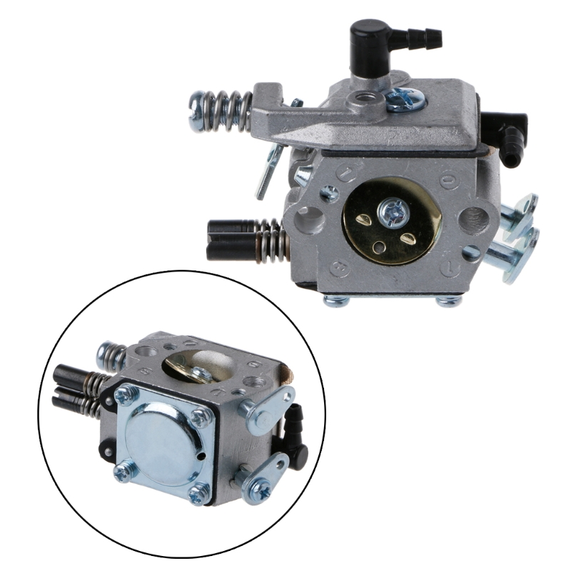 Carburateur de scie à chaîne Pro 4500 5200 5800 moteur 2 temps Carb 45cc 52cc 58cc Automobiles carburateur de tronçonneuse