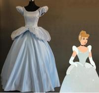 Cinderella costume Cinderella fancy Cosplay dress adult Cinderella costumes