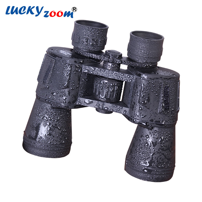 Military HD Professional Hunting Camping Night Vision No Infrared Eyepiece Waterproof powerful Binoculars 20X50 Telescope  powerful telescopio military hd 8x40 binoculars professional hunting telescope zoom high quality vision no infrared eyepiece new