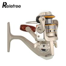 Relefree 2014 hot Freefisher 6BB Line Wheel Gear Ultralite Spinning Spool Fishing Reel SG1000A pool lake