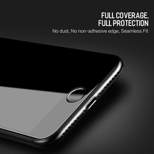 ROCK 3D Curved Tempered Glass Screen Protector for iPhone 8 8Plus