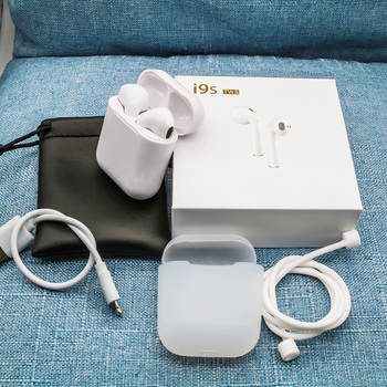 Новинка i9S TWS Mini Bluetooth наушники оригинальные наушники беспроводные наушники гарнитуры беспроводные Air Pods для Xiaomi IPhone Android