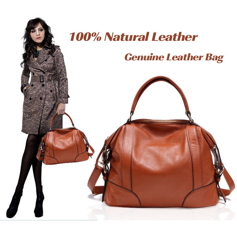 Aliexpress.com : Buy Ellacey Real Leather Bags!!! Women Genuine ...