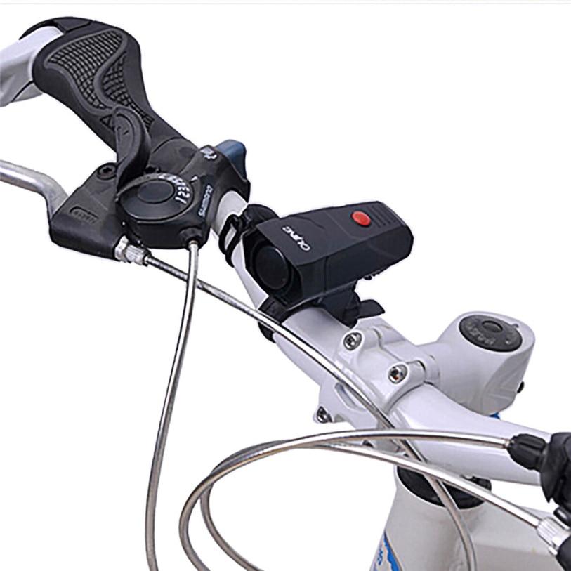 Vélo Vélo Électronique Cornes Vélo de Guidon D'anneau de Bell Strident Sports de Plein Air Cyclisme Vélo Accessoires Top Qualité Octobre 24