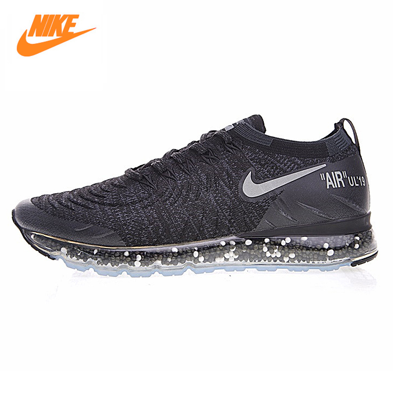 Nike Air Max Cushioning Running Shoes Men 's Sports Sneakers Shoes  Increased Ventilation 860836-