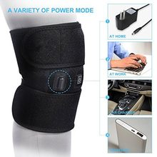 99232de6ff Wholesale electric heating knee pads Hot compress moxibustion electric knee  massager