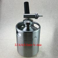 Nitro холодной Homebrew Кофеварка мини бочонок муфта комплект с 1/4 Барб 4L 5L