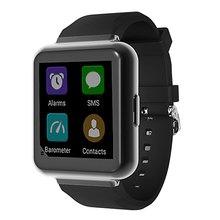 FINOW Q1 Smart Uhren 1,54 zoll 3G Smartwatch MTK6580 1 GB RAM 8 GB ROM Schrittzähler Schwerkraft-sensor für Android 5.1 Uhr telefon