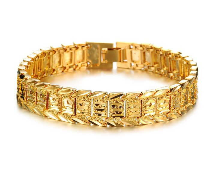 EBay explosion of American jewelry is plated with 24 karat gold