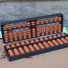 13 Digits Chinese Abacus Arithmetic Kids Math Toys Calculating Tool Early Educational Children Kids Gift Intelligence Toy цены