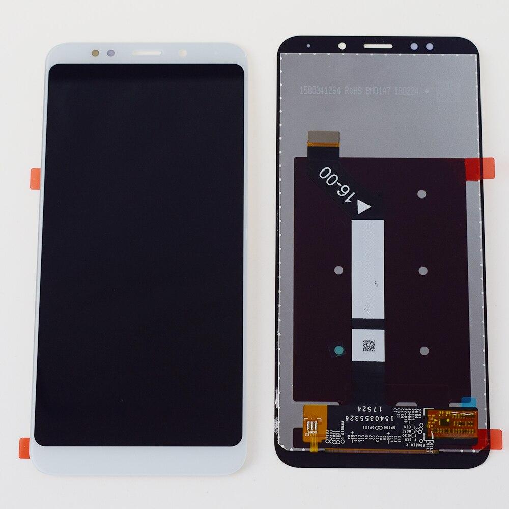 For Xiaomi Redmi 5 Plus LCD Display Touch Screen Digitizer Sensor Glass Assembly For Xiaomi Redmi 5 Plus Display Screen