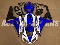 3Gifts New ABS motorcycle Full fairing kit Fit for Honda CBR1000RR 06 07 fairings CBR1000 1000RR 2006 2007 Custom blue white
