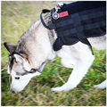 OneTigris Army Tactical Dog Training Molle Vest Harness Military Load Bearing Harness SWAT Dog Jacket