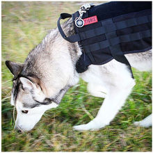Tactical Vest Harness Dog