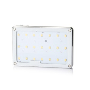 Image 3 - SOKANI X21 LED sur appareil photo lumière vidéo de poche taille écran OLED construire en 1600mAh batterie pour Sony Nikon Canon VS Aputure AL M9