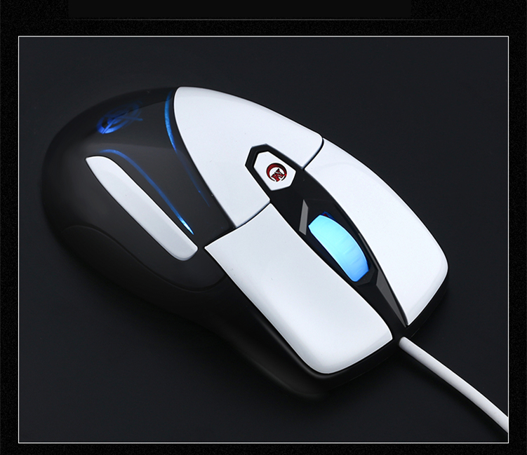 Hongsund MG3 Wired Optical Lights USB PC Computer Laptop Gamer Game Gaming Mouse Mice IE3.0 upgrade IO1.1CF CS LOL Gaming Mouse 74